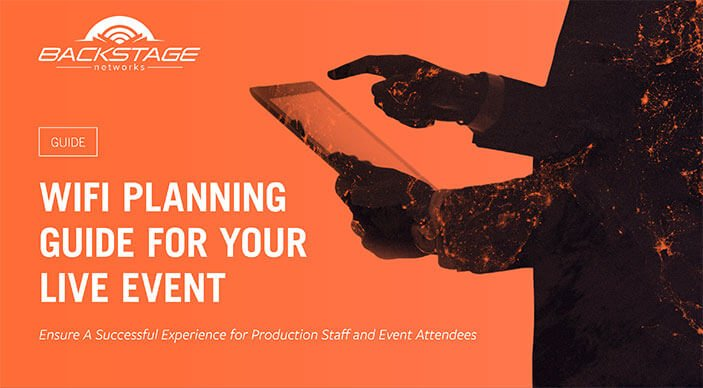 WiFi Planning For Your Live Event