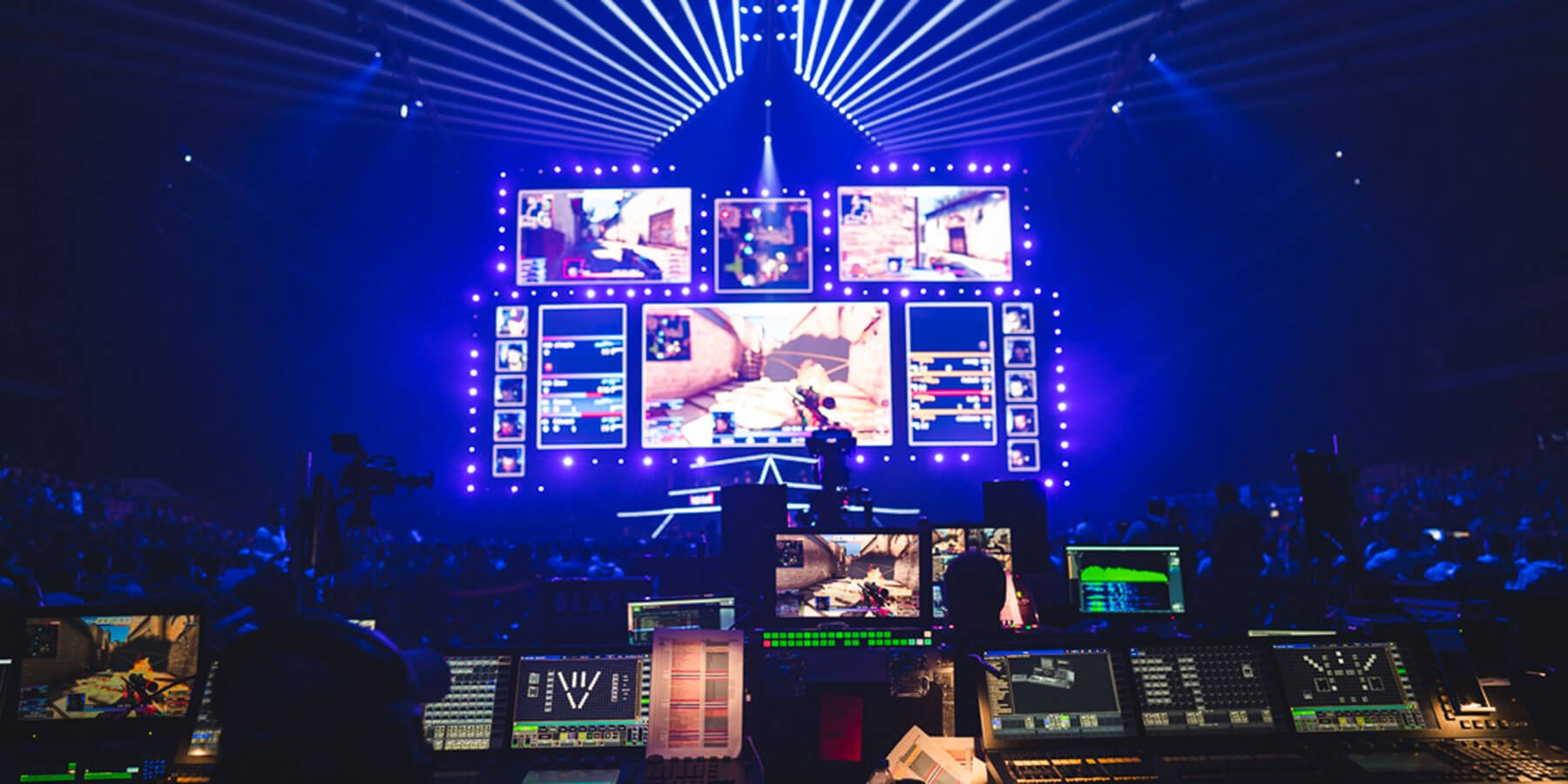 BLAST Pro Series Relies on BSN to Ensure Flawless Live Event Tournaments Around the Globe