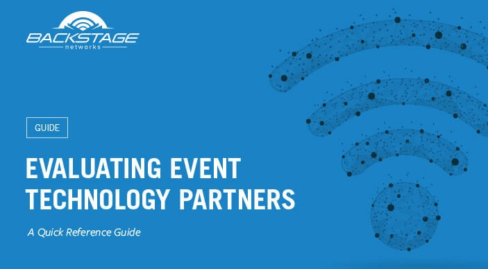 Evaluating Event Technology Partners